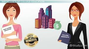 how important is a college education