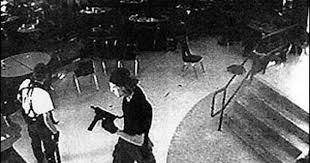cops connecticut teens wore columbine costumeade threats cbs news