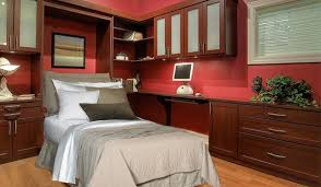 office wall bed. Murphy Bed Home Office Combination. Office/guest Room With Wall
