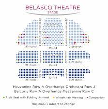 Belasco Theatre Shubert Organization