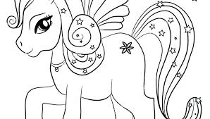 Printable Coloring Pages Unicorn Printable Unicorn Coloring Pages