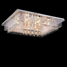 new modern oval crystal chandelier luxury foyer chandeliers cristal lamp flush led ceiling lighting black chandeliers outdoor chandeliers from cedarlighting