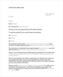 How To Accept A Job Offer Email Sample 7 Job Offer Email Examples Samples Examples
