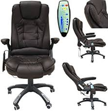 luxury leather office chair. office deluxe reclining comfort luxury leather executive 6 point massage chair pu with 360 luxury leather office chair