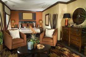 accent wall designs living room. a bedroom with exotic decoration, this space is lively, yet saturated dark colors accent wall designs living room v