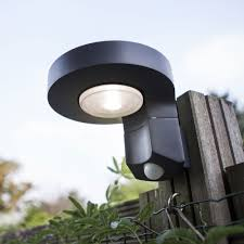 solar wall lights outdoor uk lutec diso solar powered 2w led 200 lumen exterior pir wall