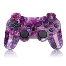 K ISHAKO Cho Sony chơi game PS3 2.4GHz Tay Cầm Dualshock Buletooth Tay cầm  chơi Không Dây tay cầm cho Ps3/PS2/máy tính bộ điều khiển trò chơi|Tay Cầm Chơi  Game