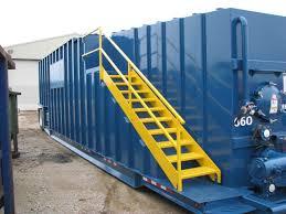 Manitex Sabre 500 Bbl Side Stair Frac Tank