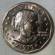 1979 Dollar Coin Value Chart Susan B Anthony Dollars Price Charts Coin Values