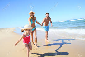 Family Beach Photos Family Beach Vacation Images Stock Pictures Royalty Free Family