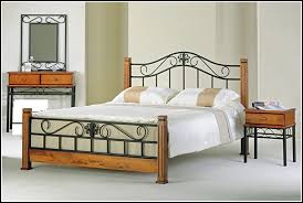 iron bedroom furniture sets. Decorating Magnificent Rot Iron Bed Frame 8 Wrought The Best Design Of Frames With Regard To Bedroom Furniture Sets F