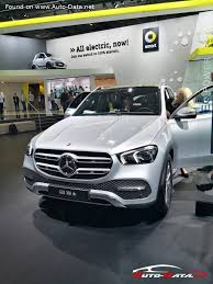 Encuentre autos usados mercedes benz en venta en méxico. 2019 Mercedes Benz Gle Suv V167 Gle 350de 306 Hp Phev 4matic G Tronic Technical Specs Data Fuel Consumption Dimensions