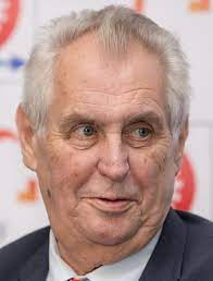 Miloš Zeman - Wikipedia