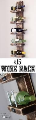 Wine Rack - DIY