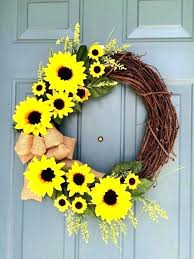 outdoor door wreaths front door wreath for summer outdoor door wreaths summer wreath summer wreaths outdoor