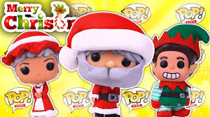 diy funko pop custom figure special elf ms claus toy transformation