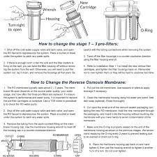 Water Filter Supplies Amazoncom Ispring F22 75 3 Year Filter Replacement Supply Set