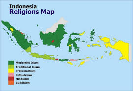 Divisions Of Islam Chart Religion In Indonesia Wikipedia