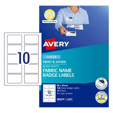 Avery Nametag Name Badge Labels Conferencing Products Avery Australia