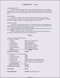 5 year career plan example 5 year career plan template unique career plan template template