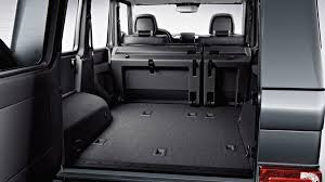 More legroom and elbowroom in both rows. G550 Cargo Area With Folding Rear Seats Car Mercedesbenz Mercedes Benz G Class Benz G G Class