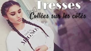 2 Tresses Coll Es Sur Les C T S Gis Lerodrigues Youtube 2 Tresse Collee
