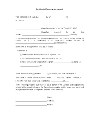 Sample Commercial Lease Form 9 Free Documents In Doc Commercial ...