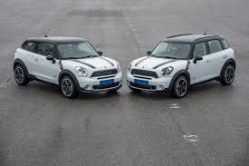 Photo Gallery: MINI Paceman vs the Countryman - MotoringFile