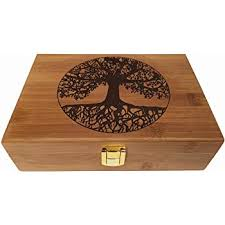 Decorative Wooden Boxes With Lids