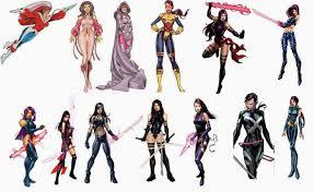 Superhero Costume Design These Reimagined X Men Designs Are The Future Of Superhero