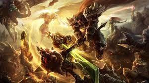 Runeterra Battle Arena