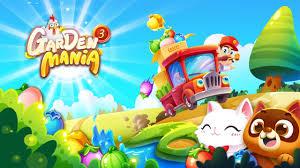 garden mania. garden mania 3 - android gameplay hd