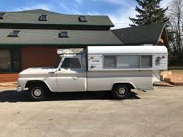 All Chevy 1965 chevy c30 : 1965 Canadian built C20 Alaskan Camper - The 1947 - Present ...