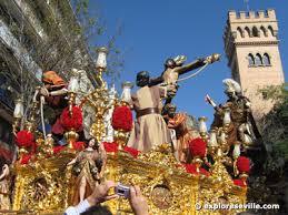 Exploresevillecom Semana Santa In Sevilla