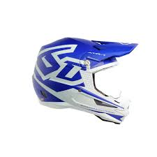 6d 2017 Atr 1 Macro Helmet Blue