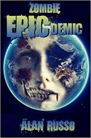Zombie EPICdemic: An Anthology: Authors, Various, Lutz, Mike ...