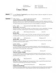60 Security Officer Resume Action Plan Template Microsoft Sample