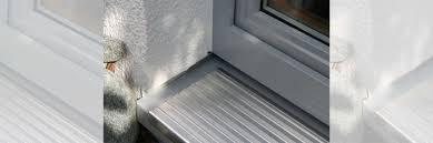 Bug Aluminium Fensterbank Trittschutzprofile Bug