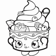 See more ideas about shopkins, shopkins colouring pages, coloring pages for kids. Coloring Pages Printable Colouring Shopkins Lovely Cake For Adults Best Shopkin Page Affiliateprogrambook Com Printables Cakes Cloudclour