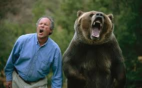 Doug Chadwick to Offer Glimpse at Gobi Grizzly