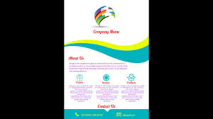 How To Design A Flyer In Photoshop How To Design A Flyer In Photoshop