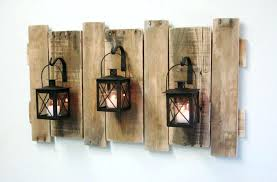 french wall decoration farmhouse style pallet wall decor with lanterns french chic upper wall decor french french wall decoration