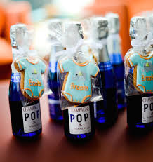diy baby boy shower party favors
