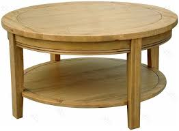 round oak coffee table mherger furniture