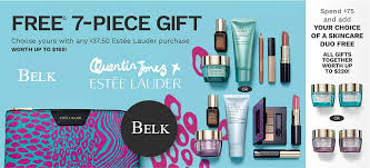 estee lauder gift at belk sep 18