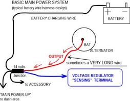 gm 2 wire alternator wiring diagram gm image 2 wire alternator diagram 2 auto wiring diagram schematic on gm 2 wire alternator wiring diagram