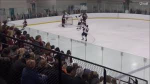 central new york high school boys ice hockey syracuse com video ray falso of skaneateles hockey joins 100 goal club hat trick