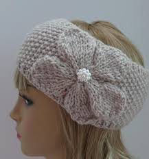 Knitted Flower Pattern Simple Photos Of Knit Flower Headband Pattern Images Of Another Flower