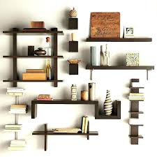 decorative bookshelves