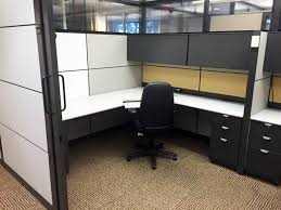 modular workstation furniture system. steelcase montage high wall modular office furniture systems 4 workstation system h